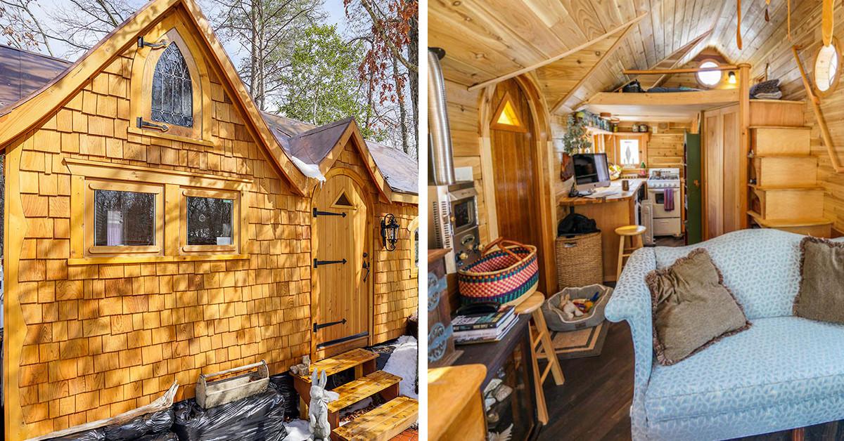Mini case che sfruttano al massimo i piccoli spazi 35 for Case modulari in stile bungalow