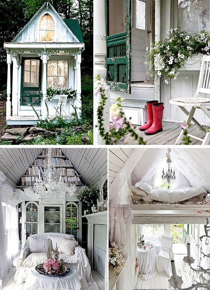 Mini case che sfruttano al massimo i piccoli spazi 35 for Piccoli piani casa del sud del cottage