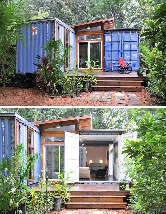 Mini case che sfruttano al massimo i piccoli spazi 35 for Case interne