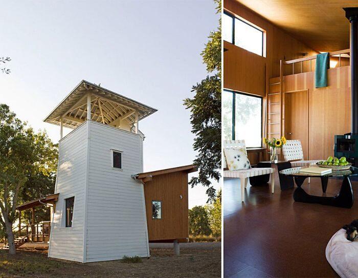 Mini case che sfruttano al massimo i piccoli spazi 41 micro case da vedere - Filodiffusione casa ...