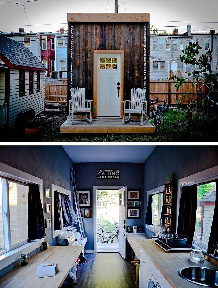 Mini case salva spazio design interni 25 keblog for Siti design interni