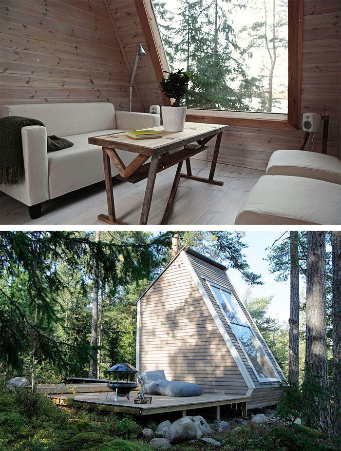 Mini case che sfruttano al massimo i piccoli spazi 41 for Case design interni