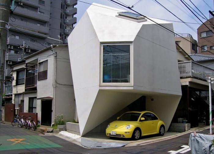 23 mini case che sfruttano al massimo i piccoli spazi keblog for Piccole case efficienti