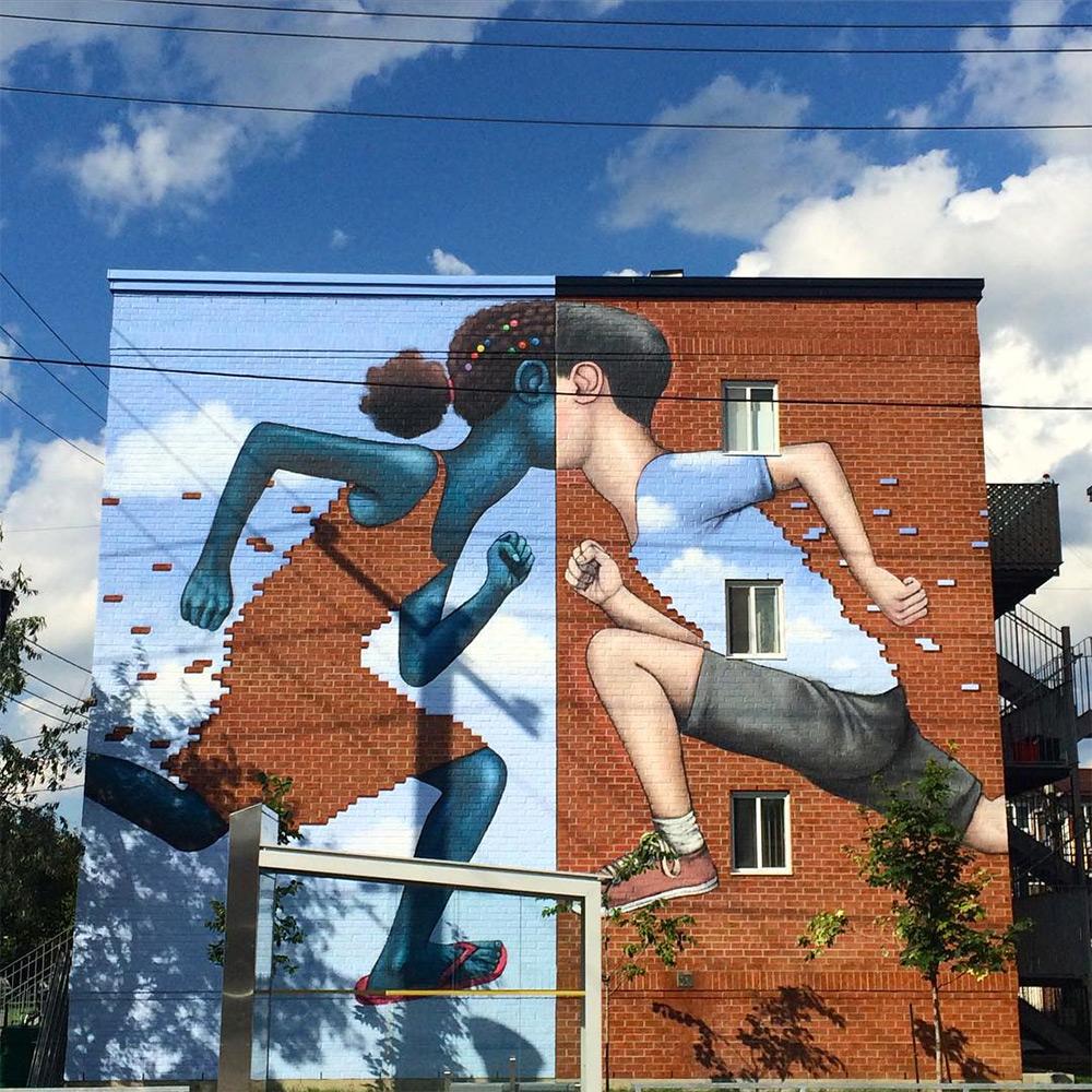 murale-street-art-bambini-montreal-canada-seth-globepainter-1