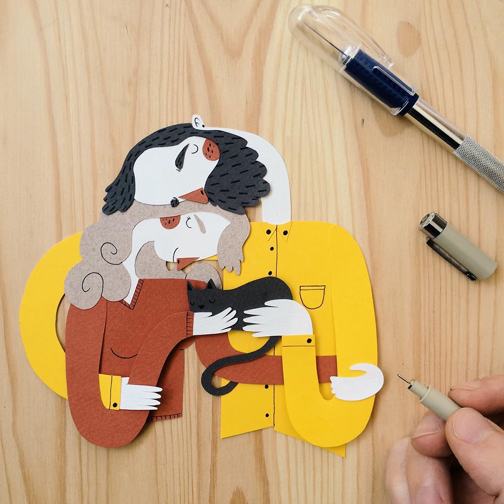 ritratti-famiglia-carta-ritagliata-jokotá-4