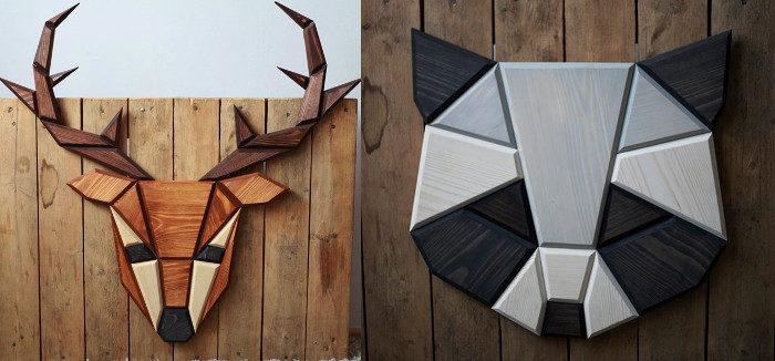 Pareti keblog - Pannelli decorativi in legno ...