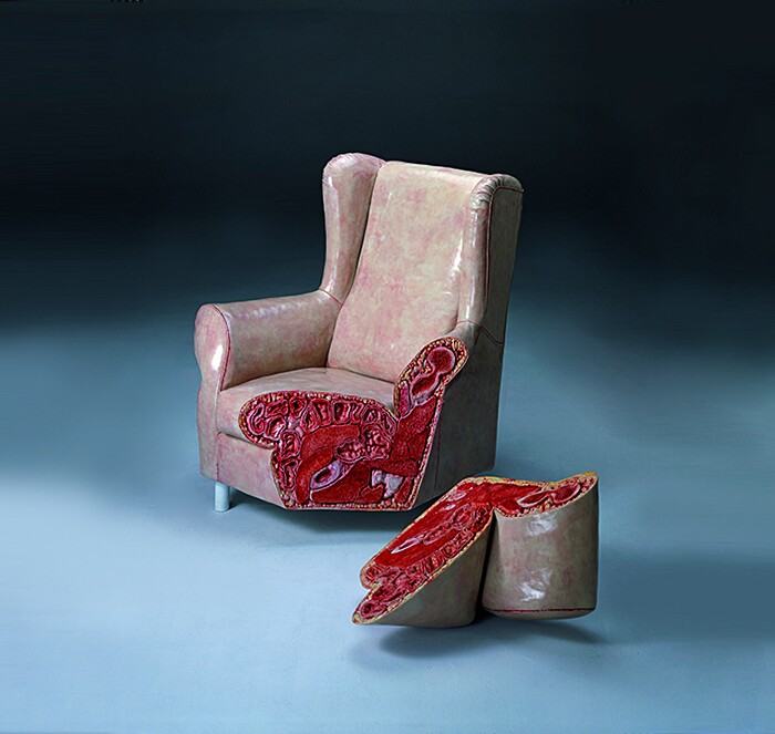 sculture-oggetti-carne-ossa-organi-interni-grasso-cao-hui4
