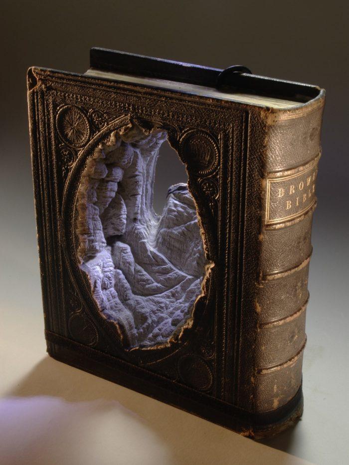 sculture-vecchi-libri-incisi-paesaggi-montagne-guy-laramee-14