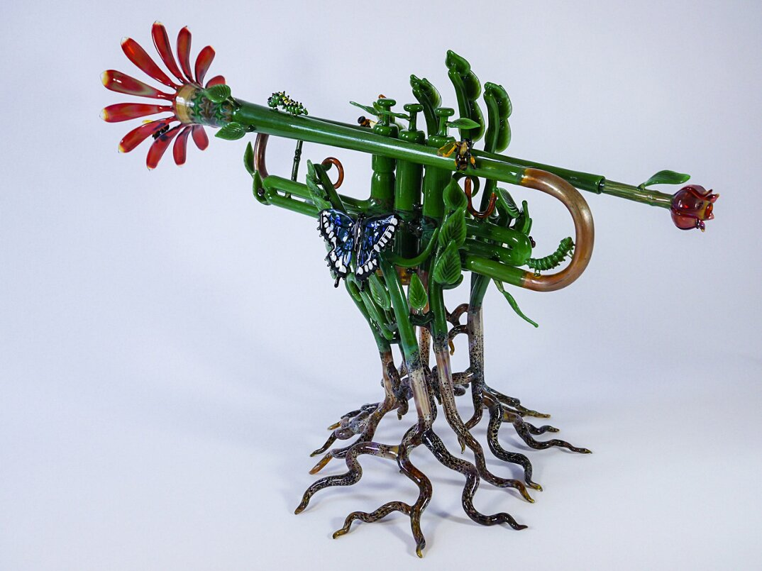 sculture-vetro-soffiato-trombe-natura-symphony-of-the-seasons-etai-rahmil-08