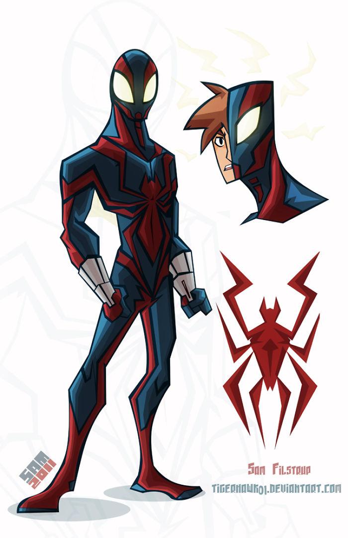spiderman-uomo-ragno-diverse-versioni-02