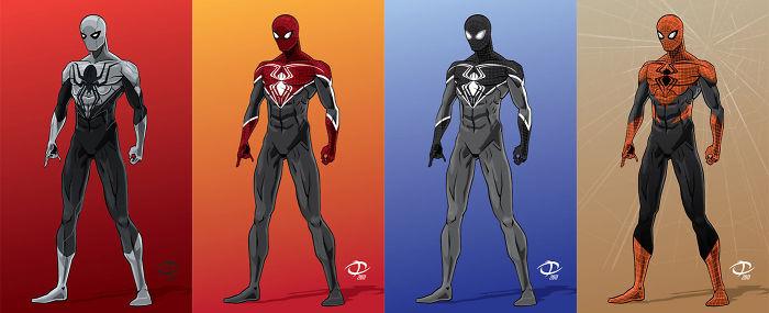 spiderman-uomo-ragno-diverse-versioni-03