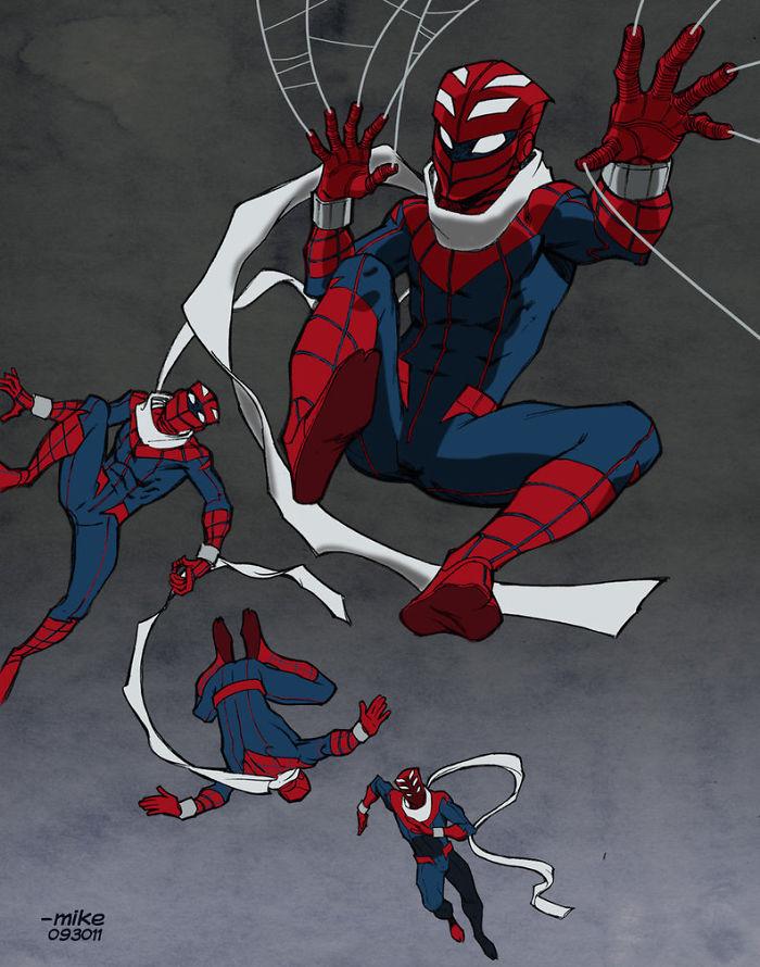 spiderman-uomo-ragno-diverse-versioni-07