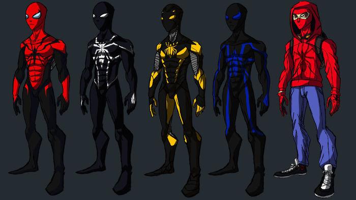 spiderman-uomo-ragno-diverse-versioni-11