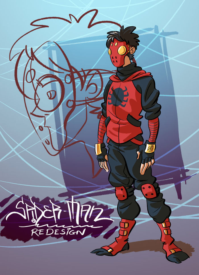 spiderman-uomo-ragno-diverse-versioni-13