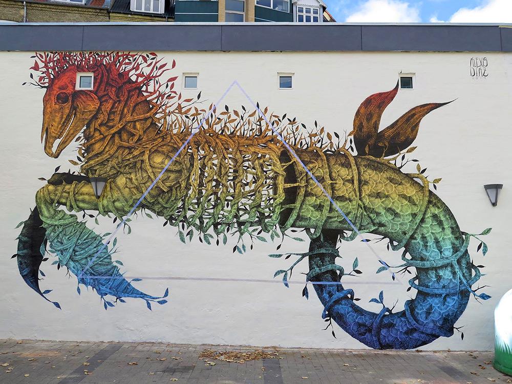 street-art-murali-dipinti-animali-ibridi-surreali-alexis-diax-6