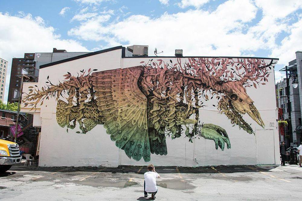 street-art-murali-dipinti-animali-ibridi-surreali-alexis-diax-7
