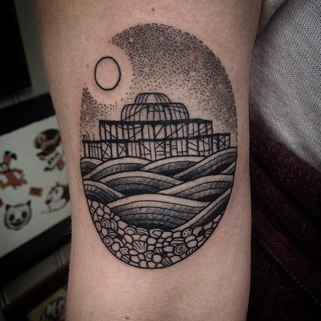 tatuaggi-citta-del-mondo-Brighton-West-Pier-regno-unito