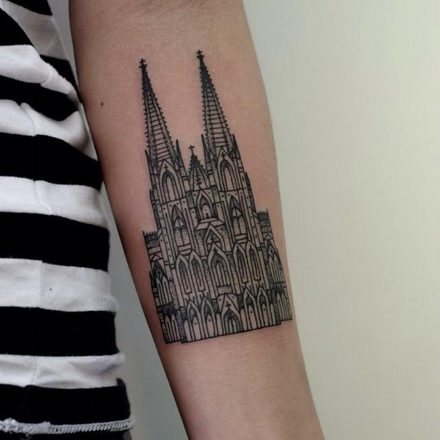 tatuaggi-citta-del-mondo-colonia-germania