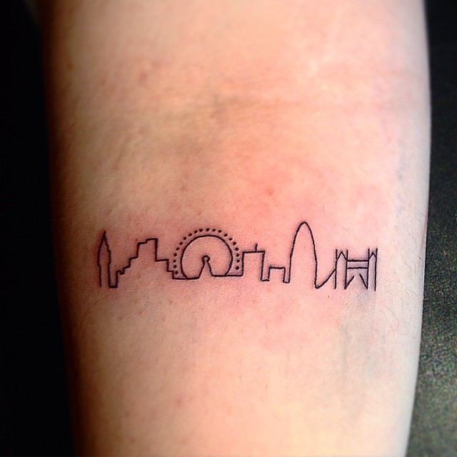 tatuaggi-citta-del-mondo-londra