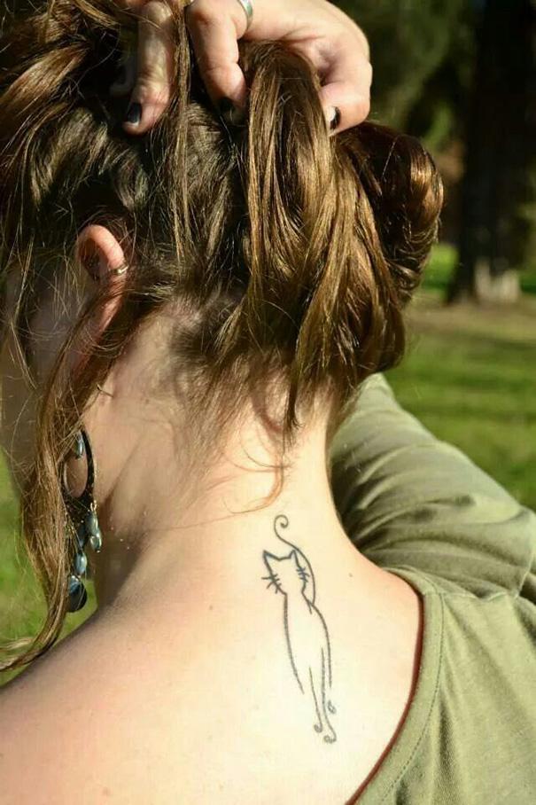 tatuaggi-gatti-minimalisti-19