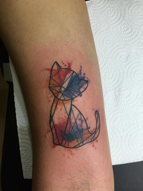tatuaggi-gatti-minimalisti-26