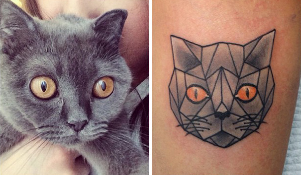 tatuaggi-gatti-minimalisti-40