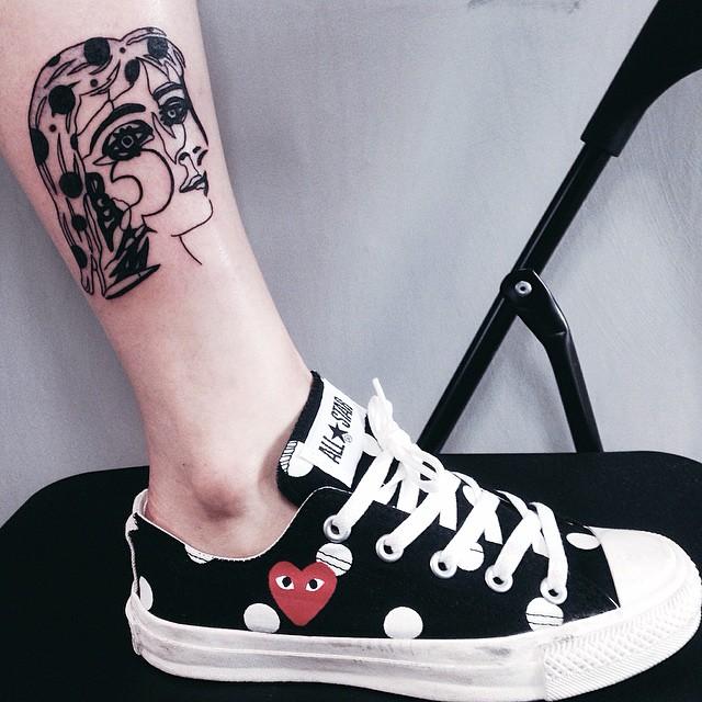 tatuaggi-minimalisti-arte-picasso-cubismo-03