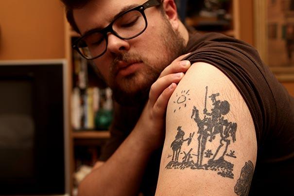 tatuaggi-minimalisti-arte-picasso-cubismo-07