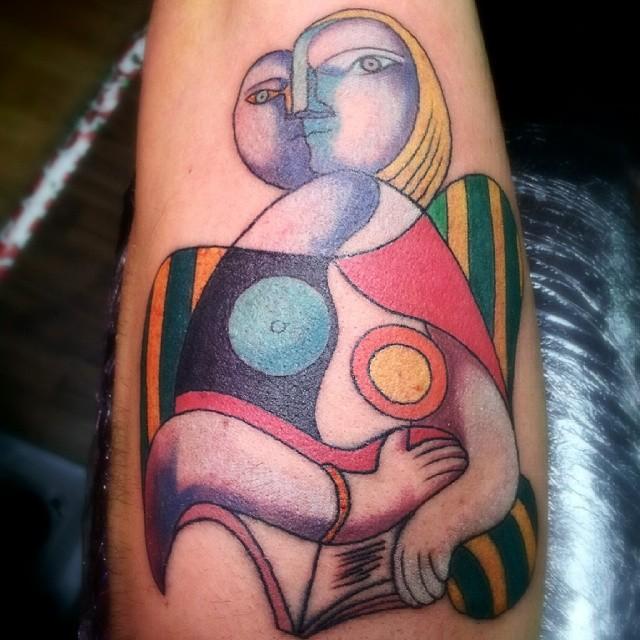 tatuaggi-minimalisti-arte-picasso-cubismo-08