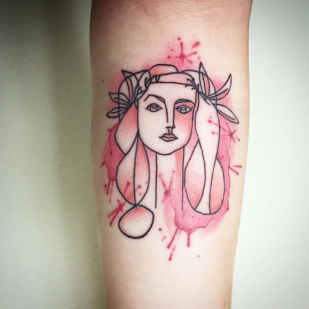 tatuaggi-minimalisti-arte-picasso-cubismo-13