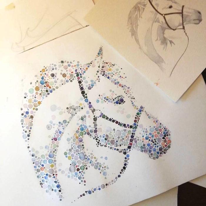 acquerelli-macchie-puntinismo-animali-ana-enshina-07