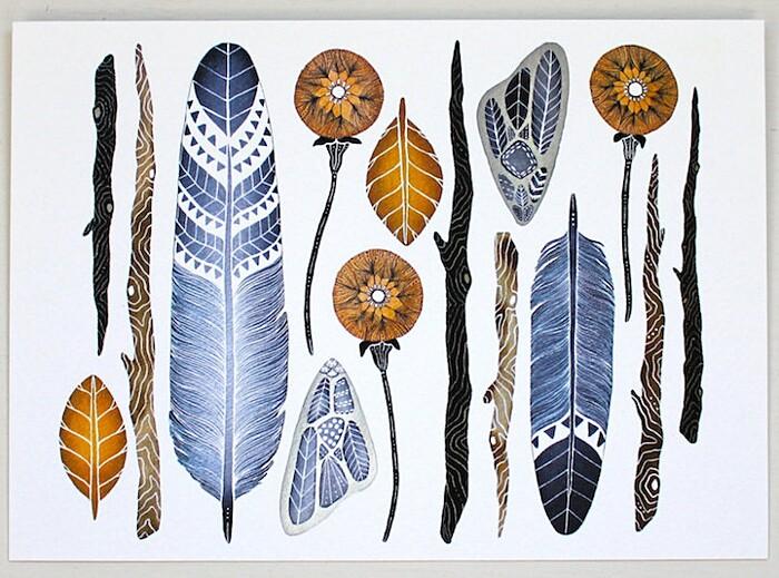 acquerelli-stampe-biglietti-arte-natura-river-luna-11-keb