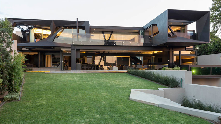 Exceptionnel architettura-moderna-interni-collegati-esterno-giardino-kloof-road  DM11
