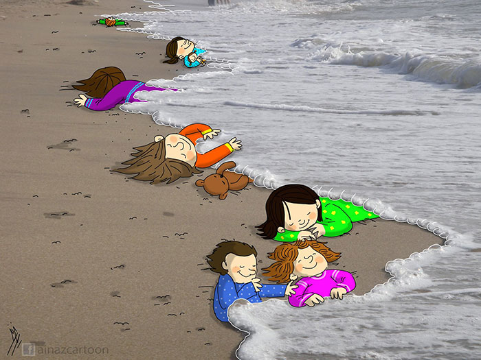 bambino-siriano-morto-annegato-mediterraneo-tragedia-artisti-rispondono-17