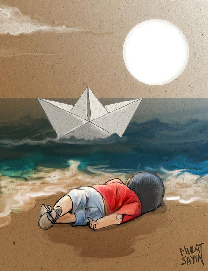 bambino-siriano-morto-annegato-mediterraneo-tragedia-artisti-rispondono-18