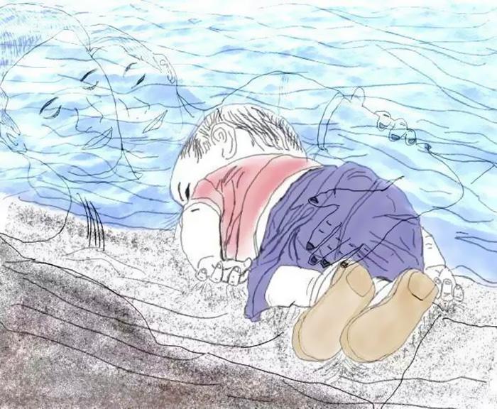 bambino-siriano-morto-annegato-mediterraneo-tragedia-artisti-rispondono-25