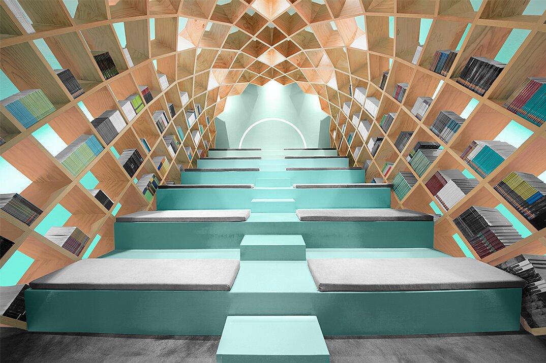 biblioteca-cupola-bozzolo-libreria-design-interni-anagrama-studio-2