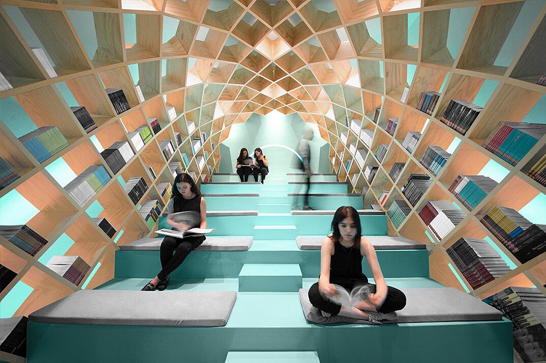 biblioteca-cupola-bozzolo-libreria-design-interni-anagrama-studio-5