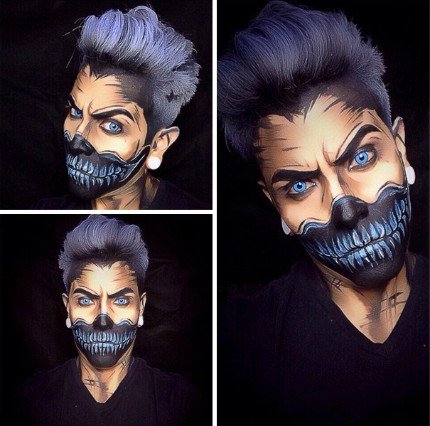 body-art-make-up-artist-personaggi-fumetti-cosplay-argenis-pinal-05