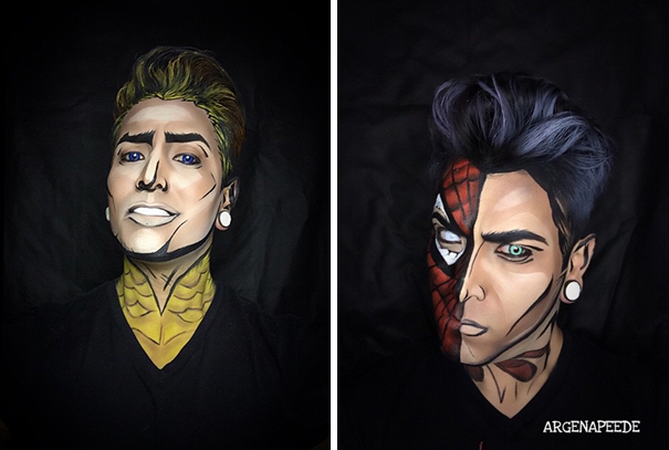 body-art-make-up-artist-personaggi-fumetti-cosplay-argenis-pinal-09
