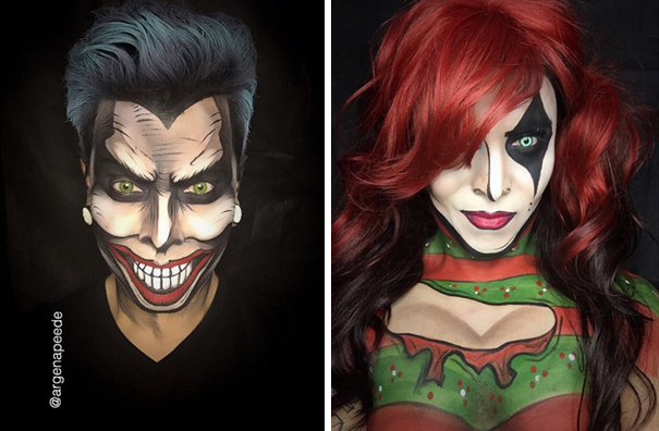 body-art-make-up-artist-personaggi-fumetti-cosplay-argenis-pinal-12