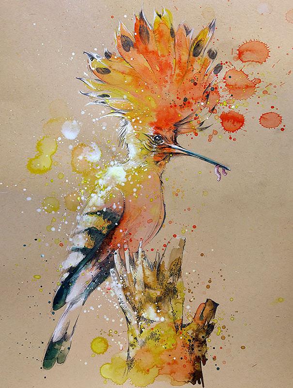 dipinti-acquerelli-animali-colorati-tilen-ti-05