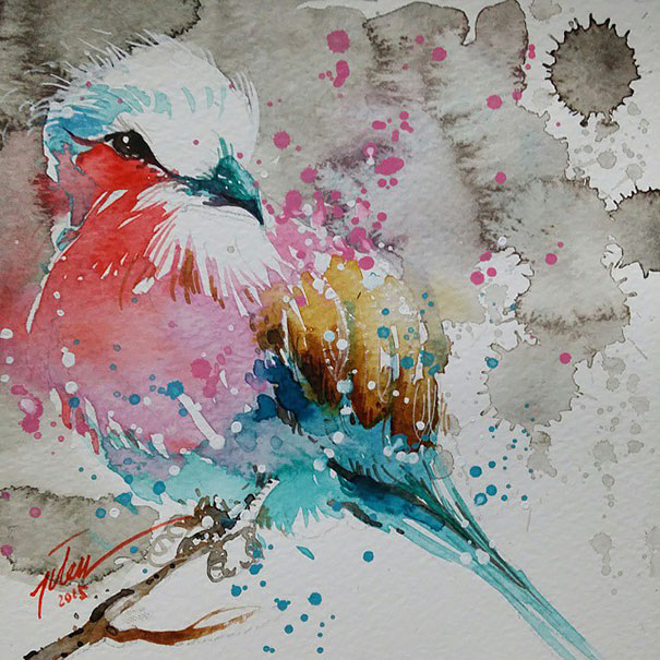dipinti-acquerelli-animali-colorati-tilen-ti-10