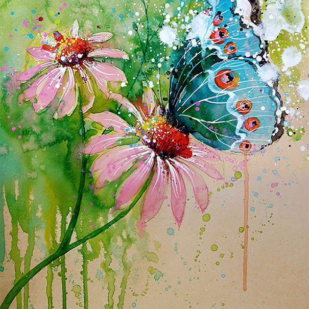 dipinti-acquerelli-animali-colorati-tilen-ti-11
