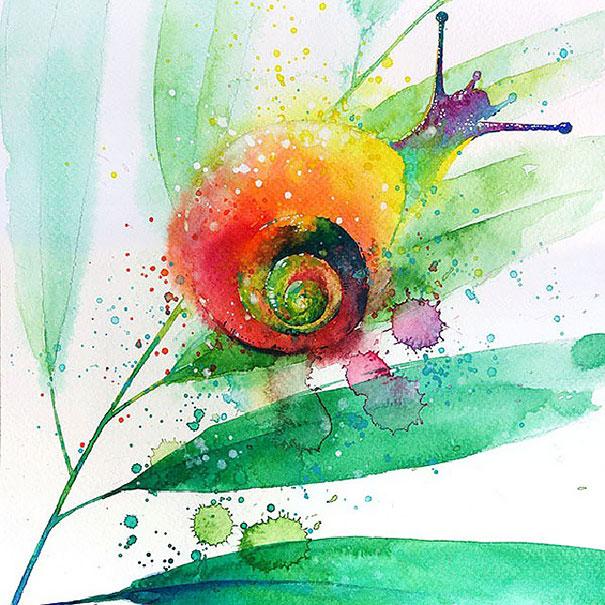 dipinti-acquerelli-animali-colorati-tilen-ti-12
