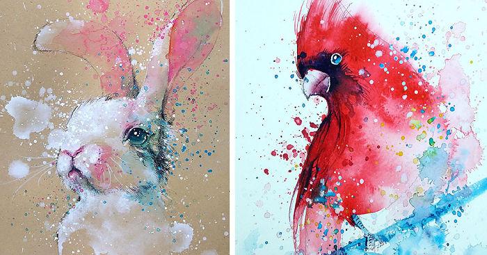 Кролики смешные картинки