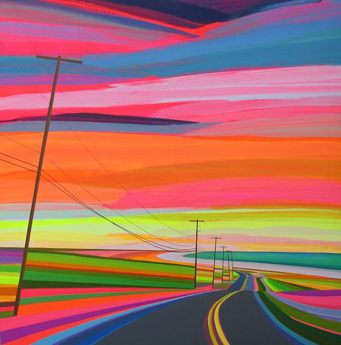dipinti-arte-astratta-strade-solitarie-grant-haffner-1