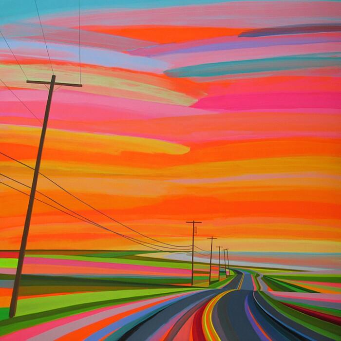 dipinti-arte-astratta-strade-solitarie-grant-haffner-6