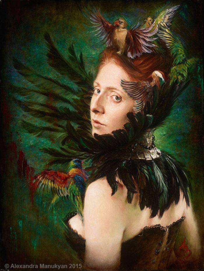 dipinti-surreali-olio-ambiente-inquinamento-arte-alezandra-manukyan-05
