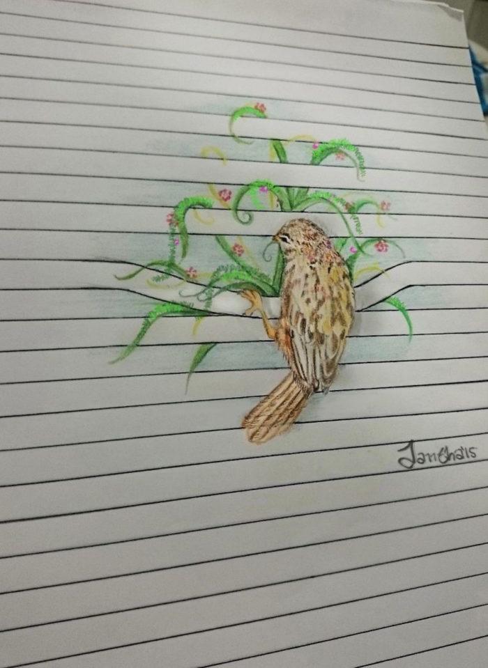 disegni-animali-righe-quaderno-iantha-naicker-5